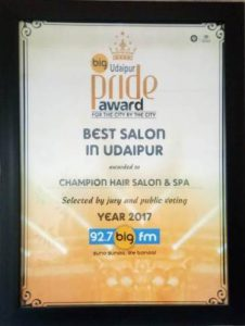 Salon Academy in Udaipur