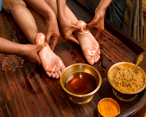Spa Services In Udaipur