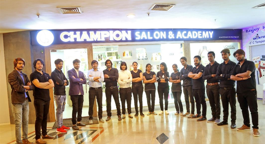 Champion Hair Salon & Spa