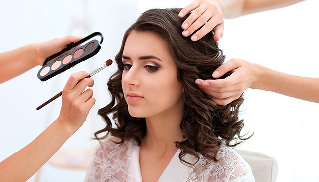 Beauty is power of women – makeover service in Udaipur